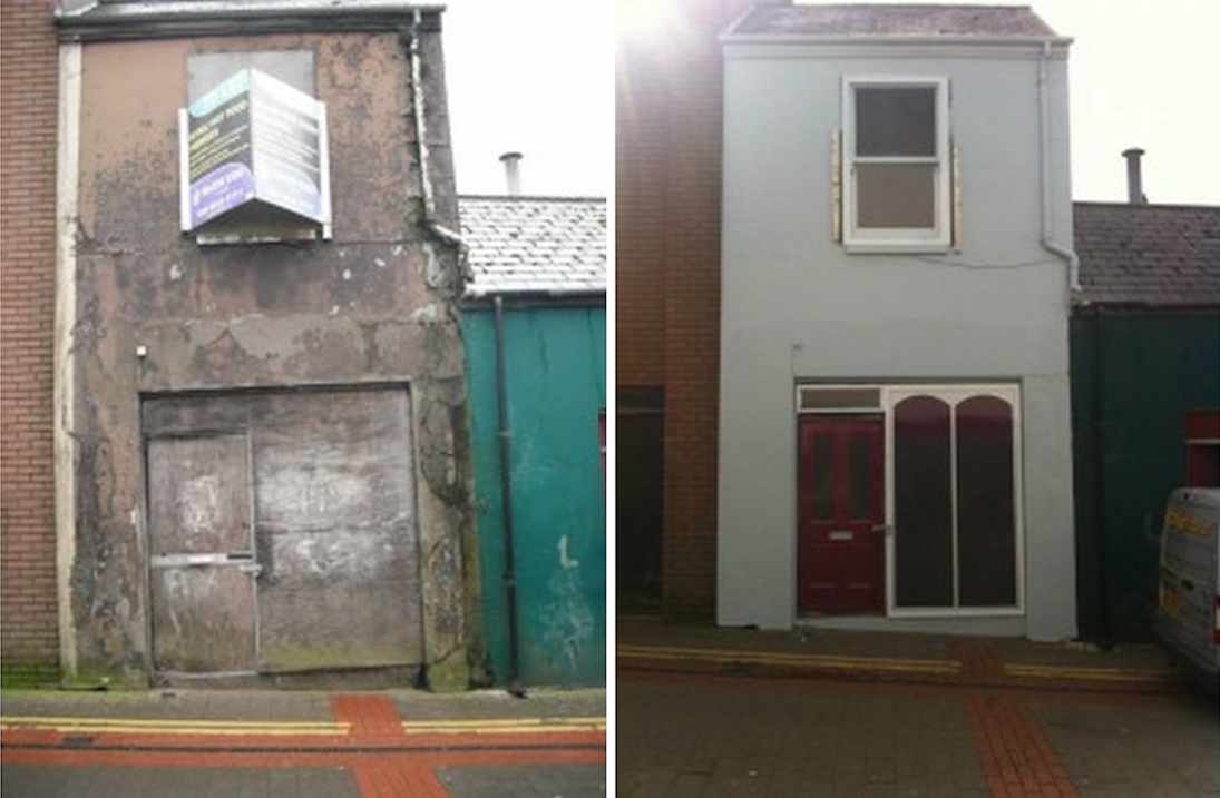 Ballymena Painter and Decorator – Before and After