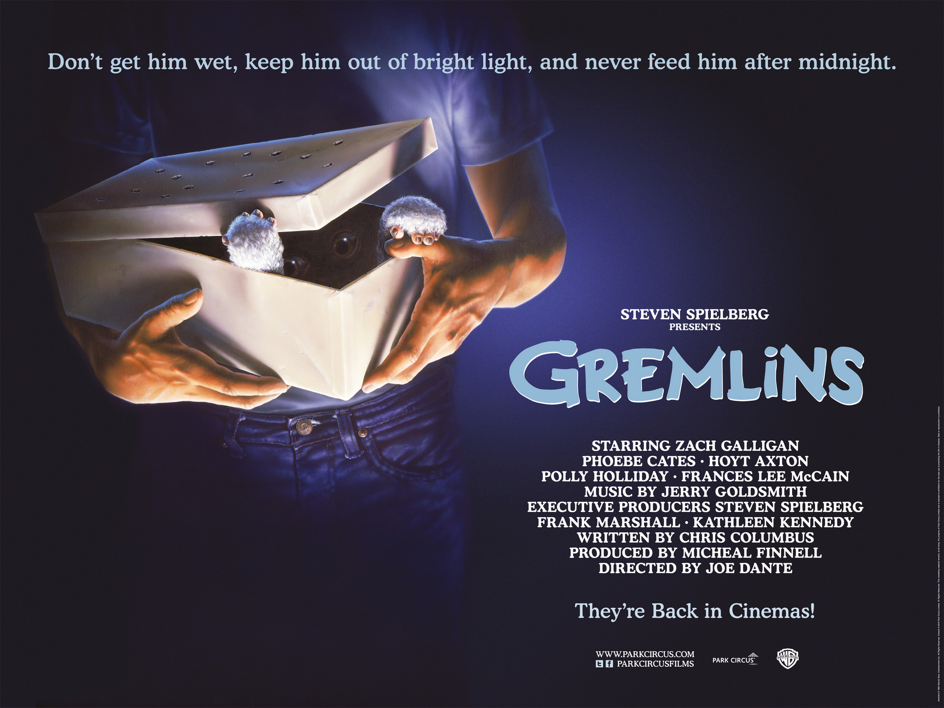 Gremlins in Ballymena – Throwback Thursday