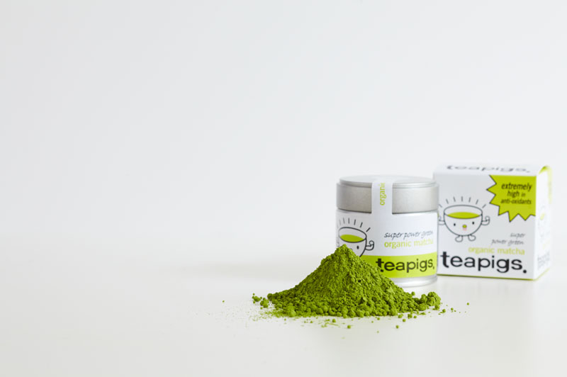 Matcha from Teapigs