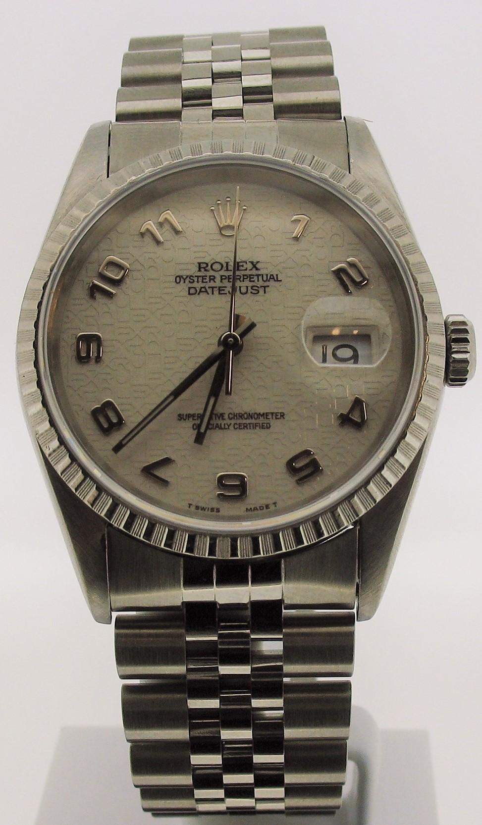 Rolex Datejust (2) 2