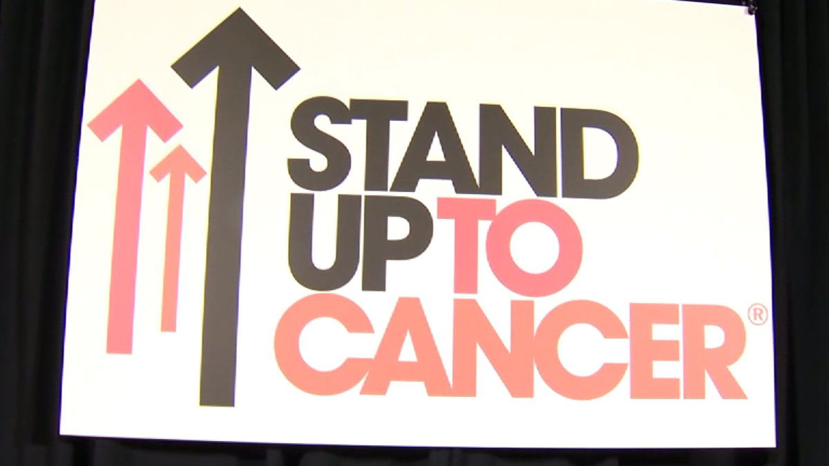 Stand up to Cancer – Ballymena