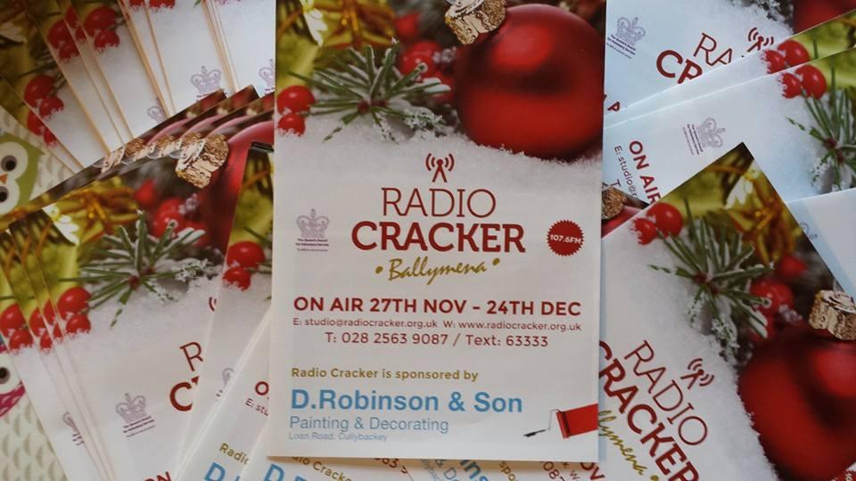 Radio Cracker Ballymena 2014
