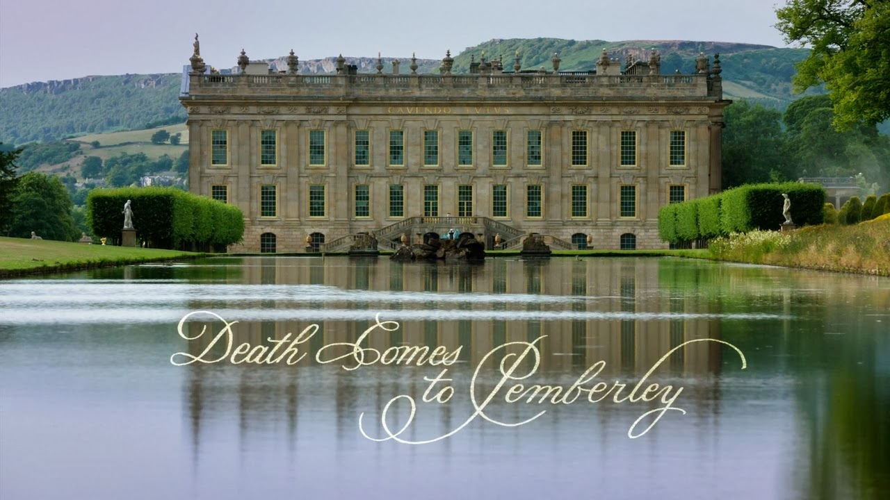 Ballymena Book Club – Death Comes to Pemberley