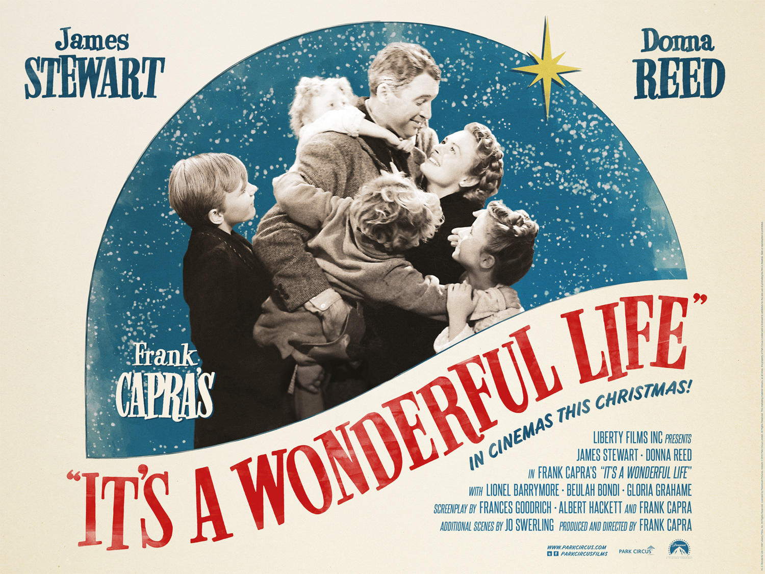 Braid Film Theatre – It's a Wonderful Life