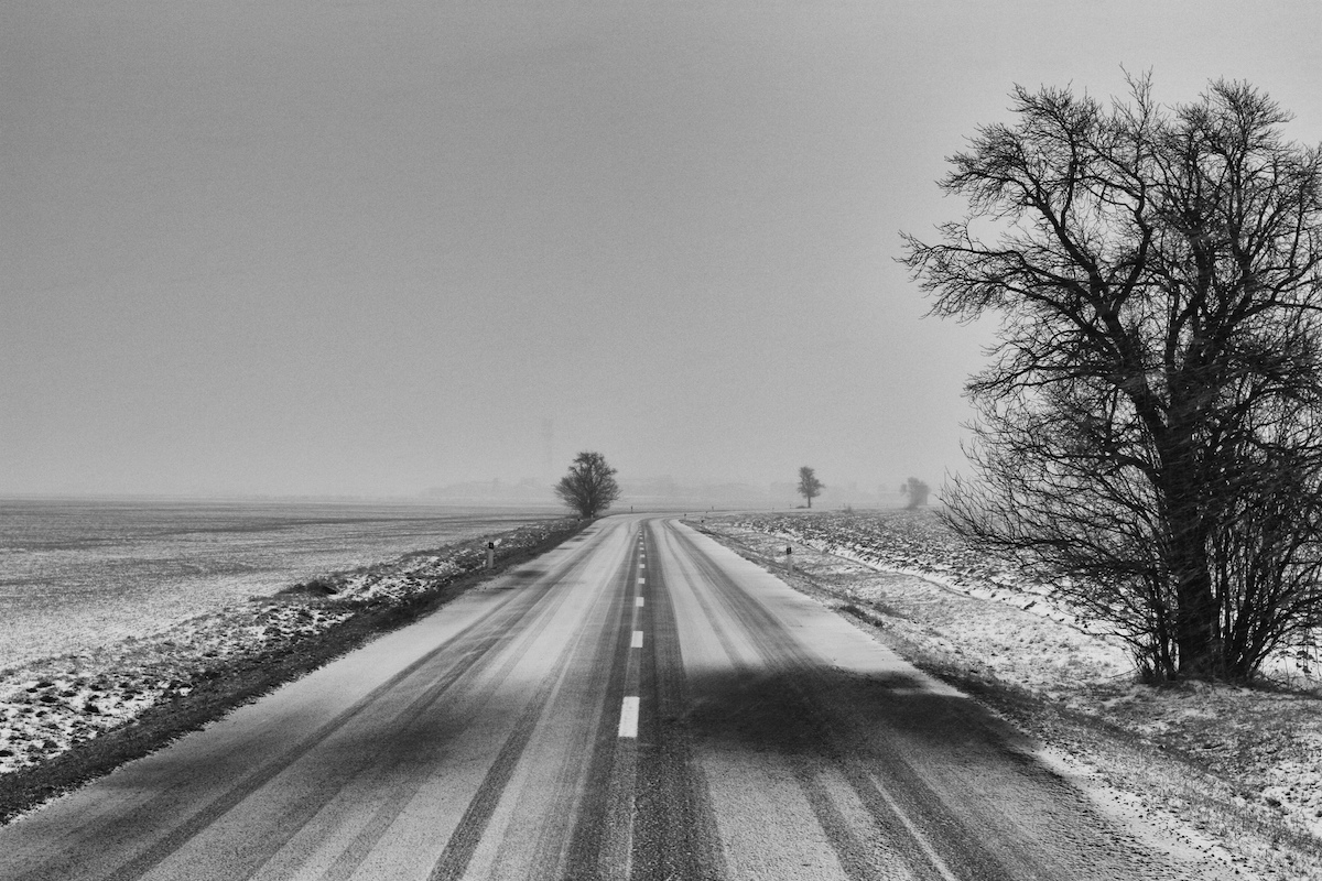 Winter Driving advice from Ballymena Tyres