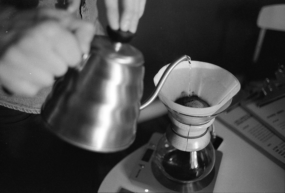 Coffee Photography Project by Connor McCullough
