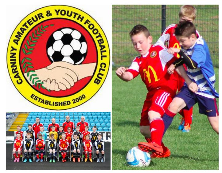 Carniny Amateur and Youth FC's Football Development Centre – Ballymena