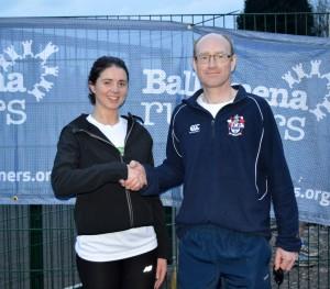 Ballymena Runners 5k at Ballymena Academy
