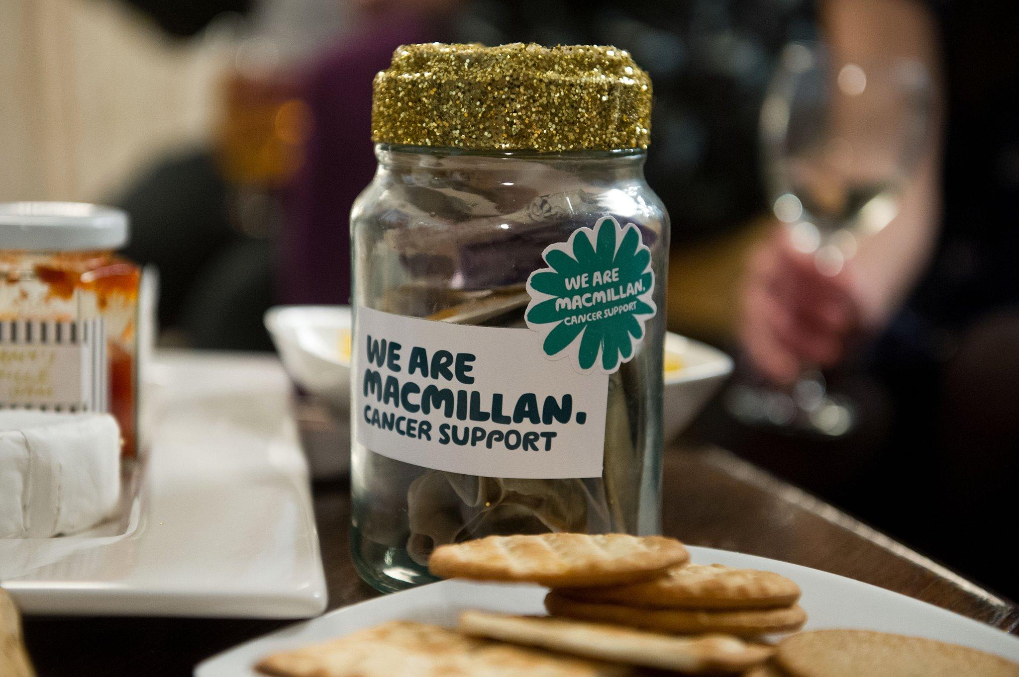 Ballymena Today loves a Macmillan Night In