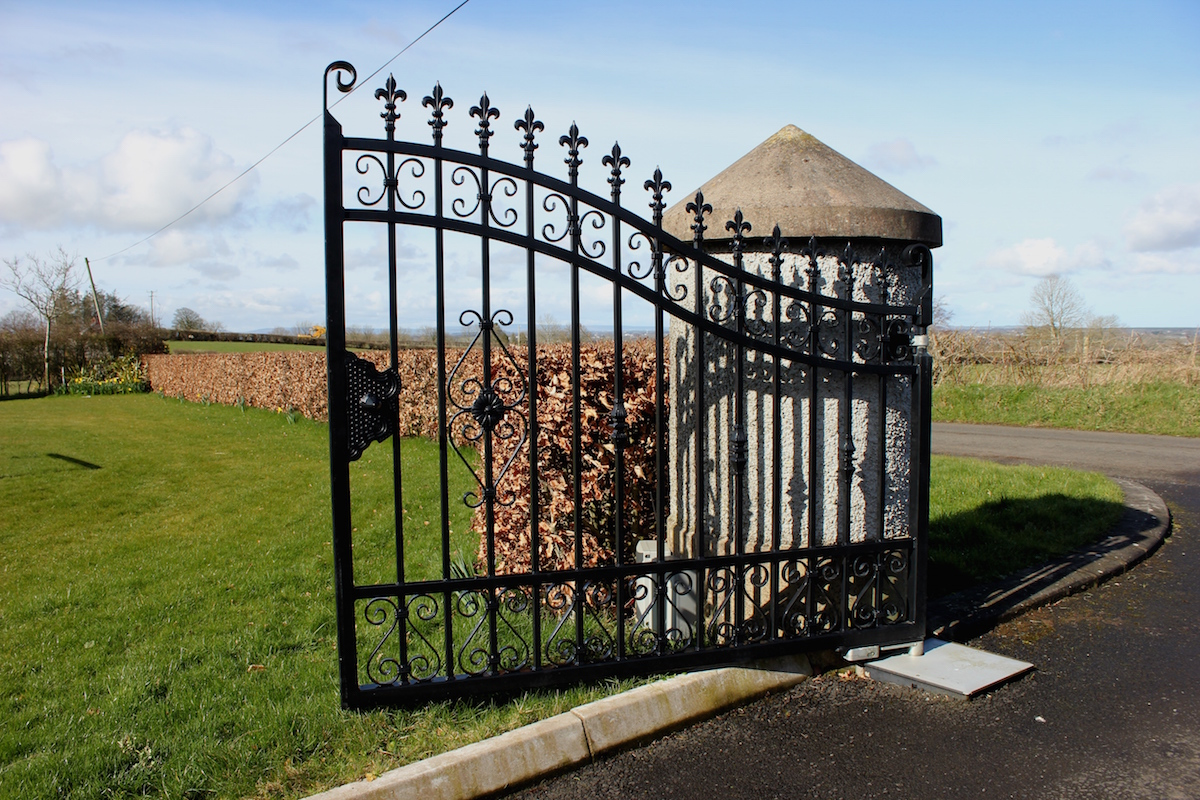 Retrofit Electric Gates from PS Engineering