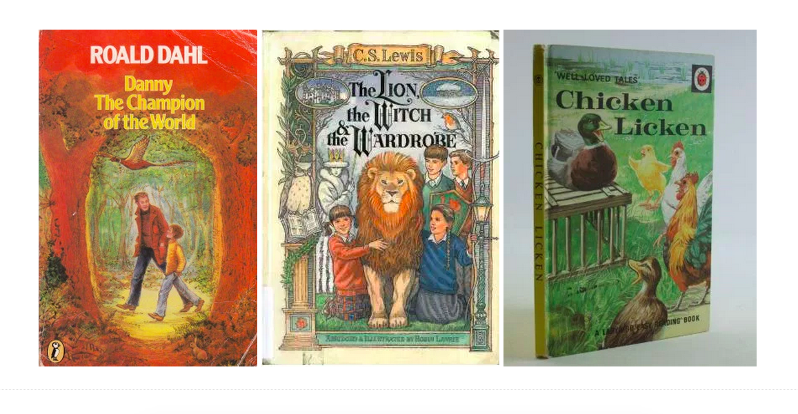 Our Favourite Children's Books – Throwback Thursday