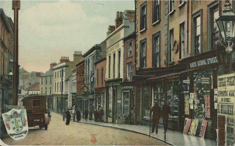 Church Street Ballymena – Throwback Thursday