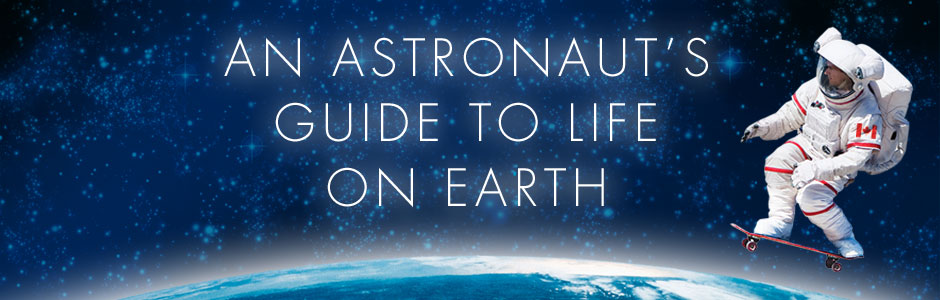 Ballymena Book club read An Astronaut's Guide to Life on Earth