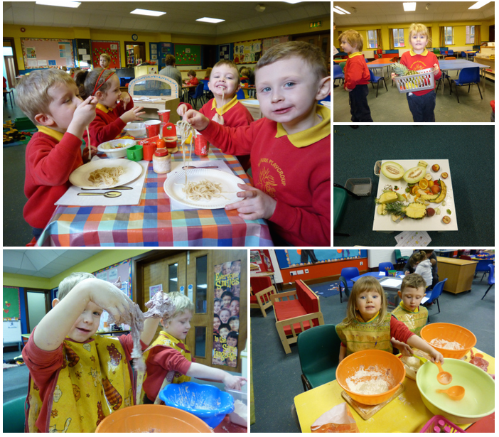 Funded placements for pre schoolers at High Kirk Community Playgroup Ballymena