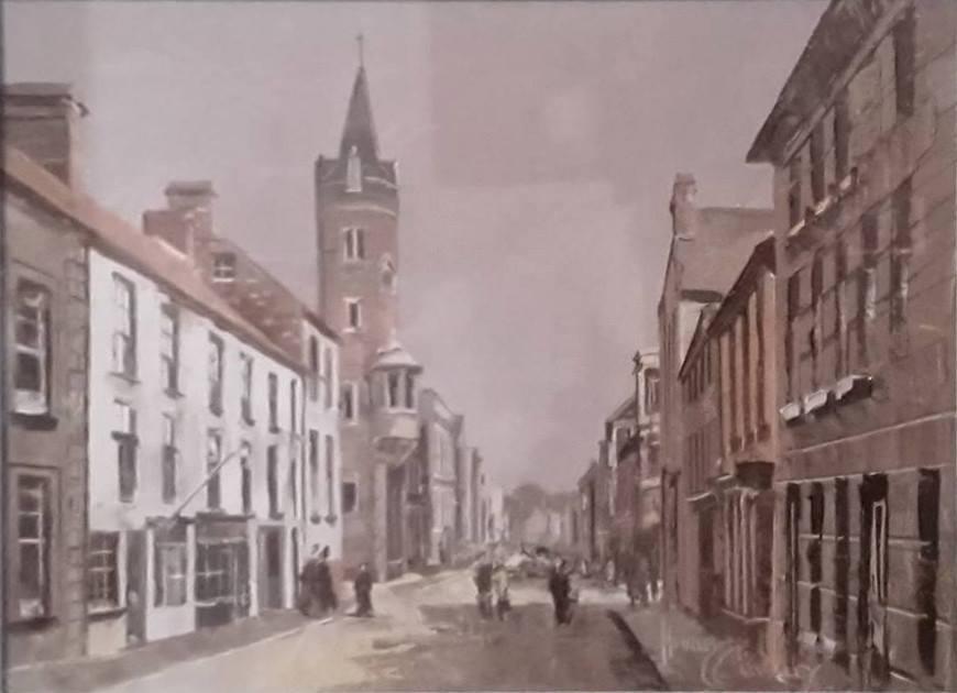 Castle Street in Ballymena