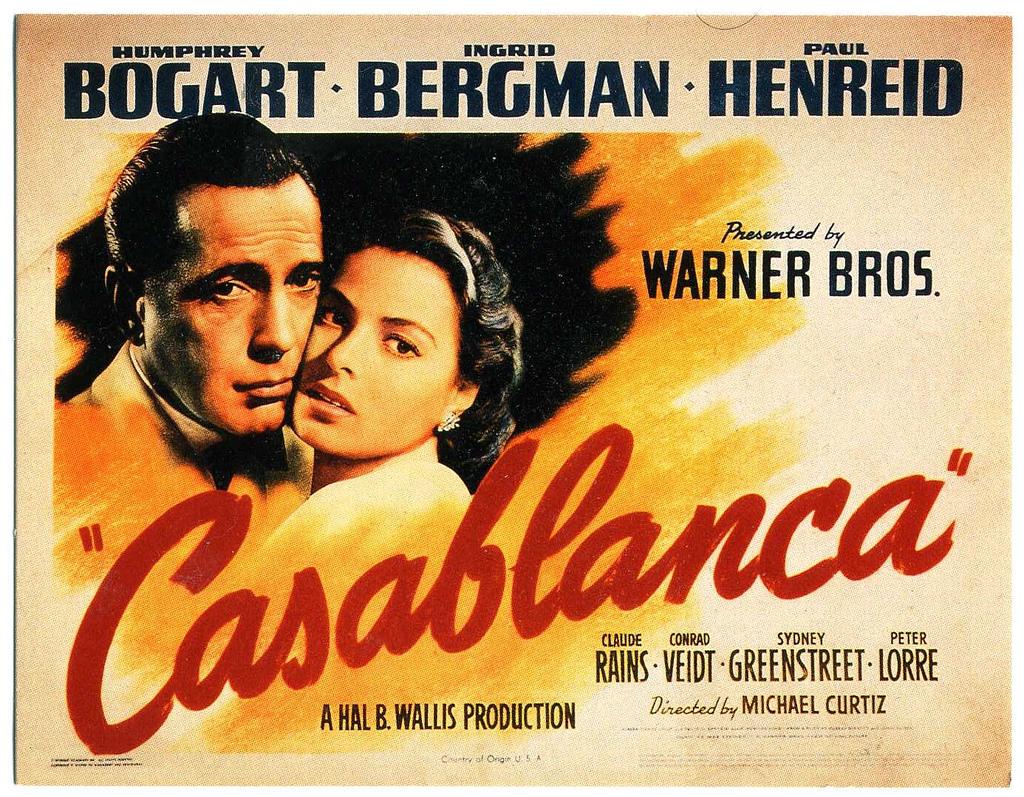 Casablanca comes to Galgorm Resort and Spa