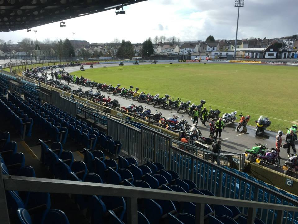 Ballymena Easter Egg Run 2016