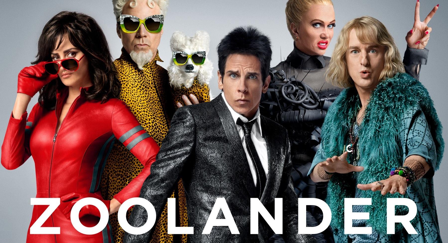 Zoolander 2 – Throwback Thursday