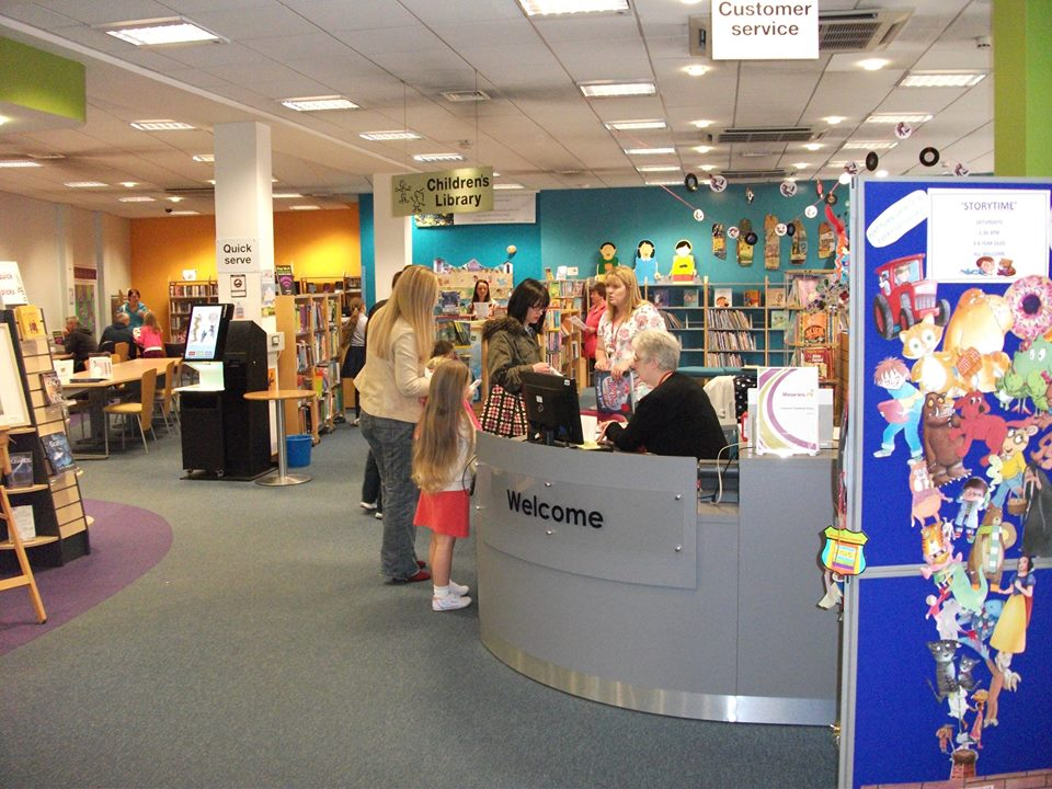 What's on at Ballymena Central Library
