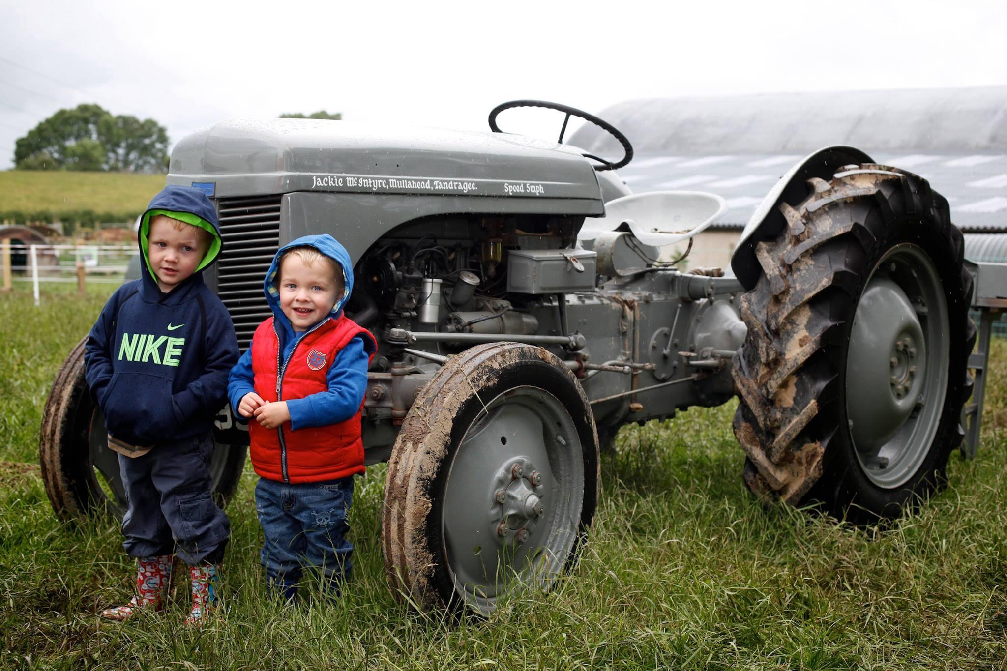 Bank of Ireland Open Farm Weekend 2016