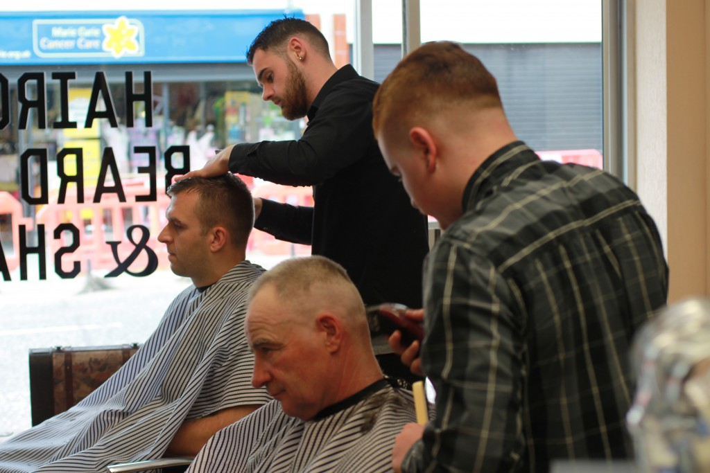 Ballymena Business Nominated for Barber of the Year