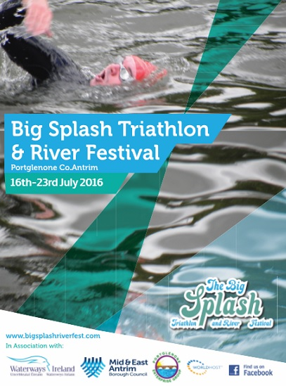 The Big Splash Triathlon And River Festival