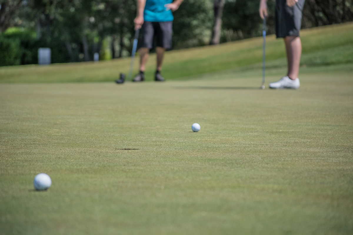 Northern Ireland Golf Open – Ballymena