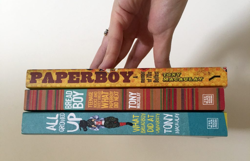 Local Books for Ballymena Readers – Paperboy