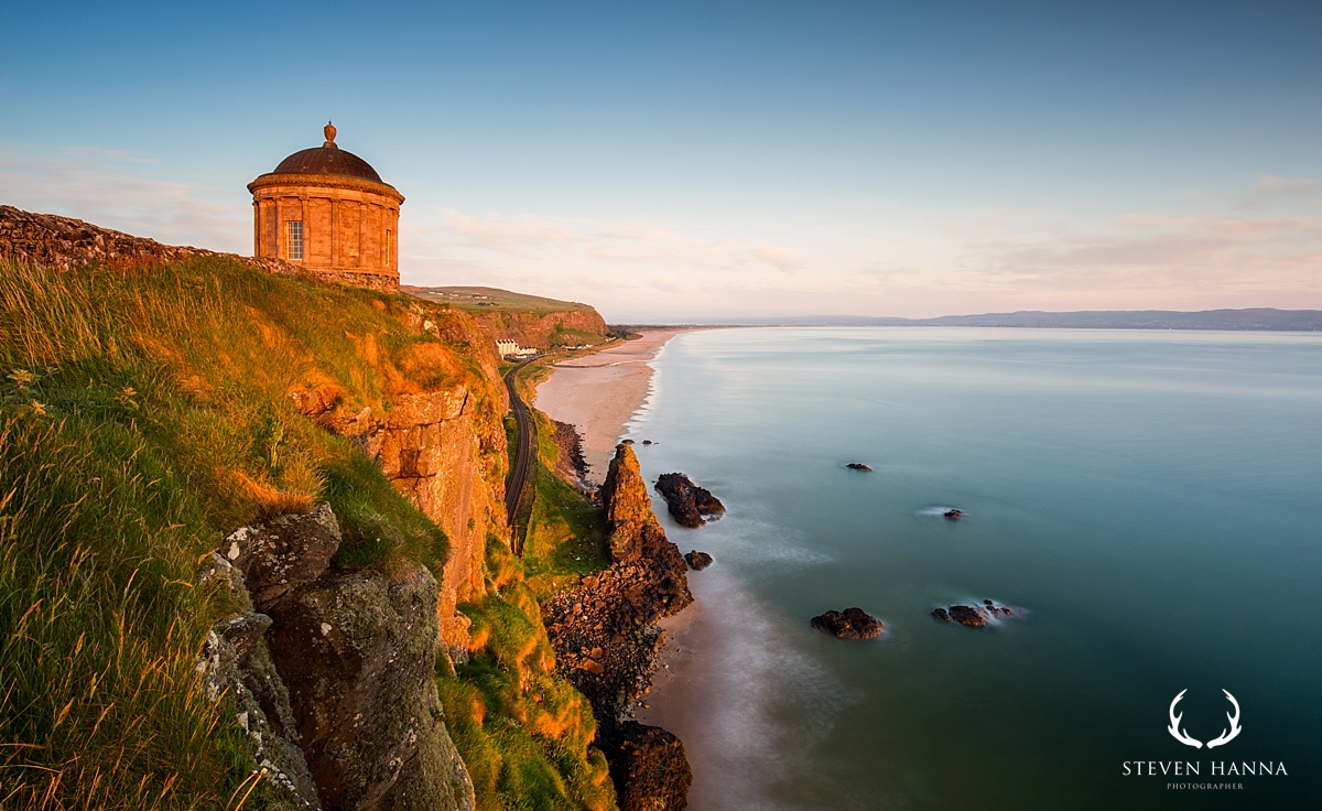 Ballymena Photographer captures beauty of the North Coast
