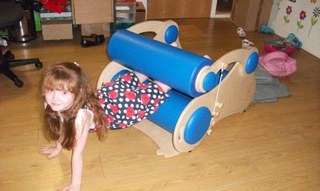 Sensory Kids introduce new Body Roller