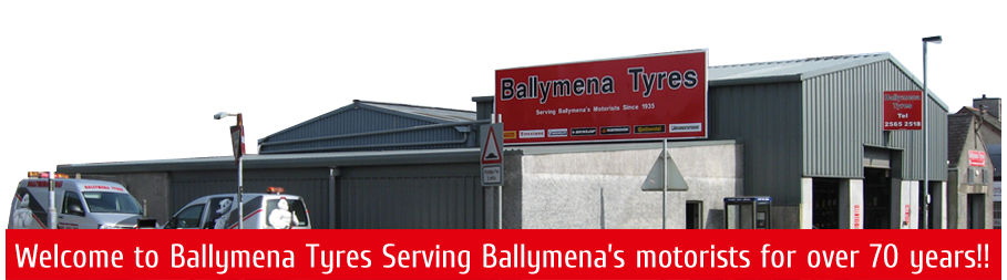 Ballymena Tyres Goodyear And Dunlop Promotion