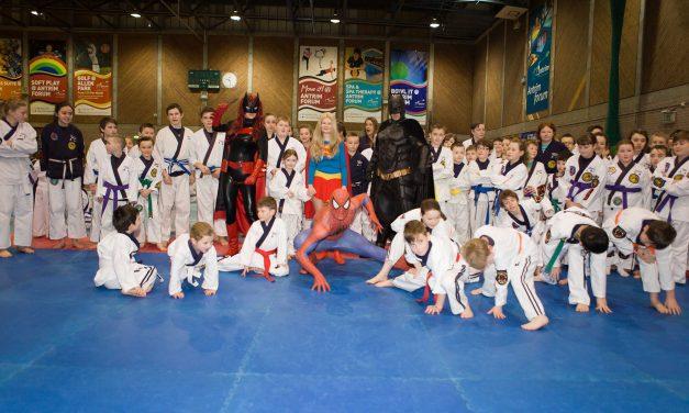 Ju Jitsu Kids Grappling Tournament – Ballymena