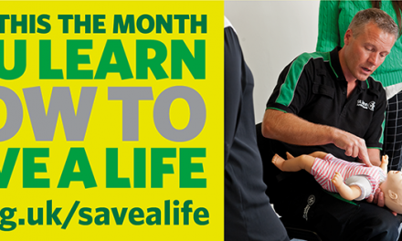 Save a Life Month with St. Johns Ambulance