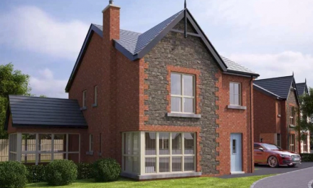 L&B Release New Homes in Cullybackey