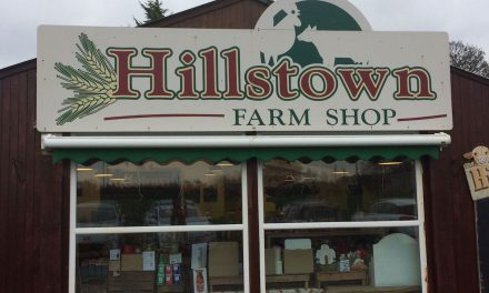 Christmas at Hillstown Farm Shop