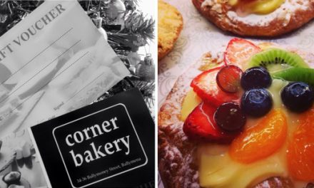 Christmas in Ballymena – The Corner Bakery