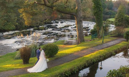 Galgorm Resort and Spa recommend local photographer