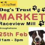 Raceview Mill Market is Supporting Dogs Trust