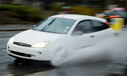 Advice for Driving in Wet Conditions | McAfee Cars