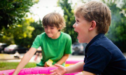 Children in cars – Ballymena