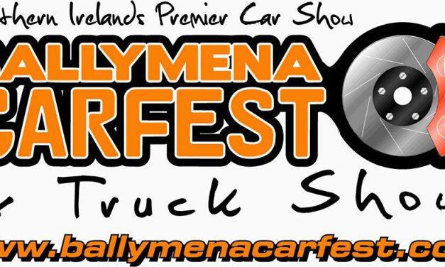 Ballymena Car Fest and Truck Show – 2017