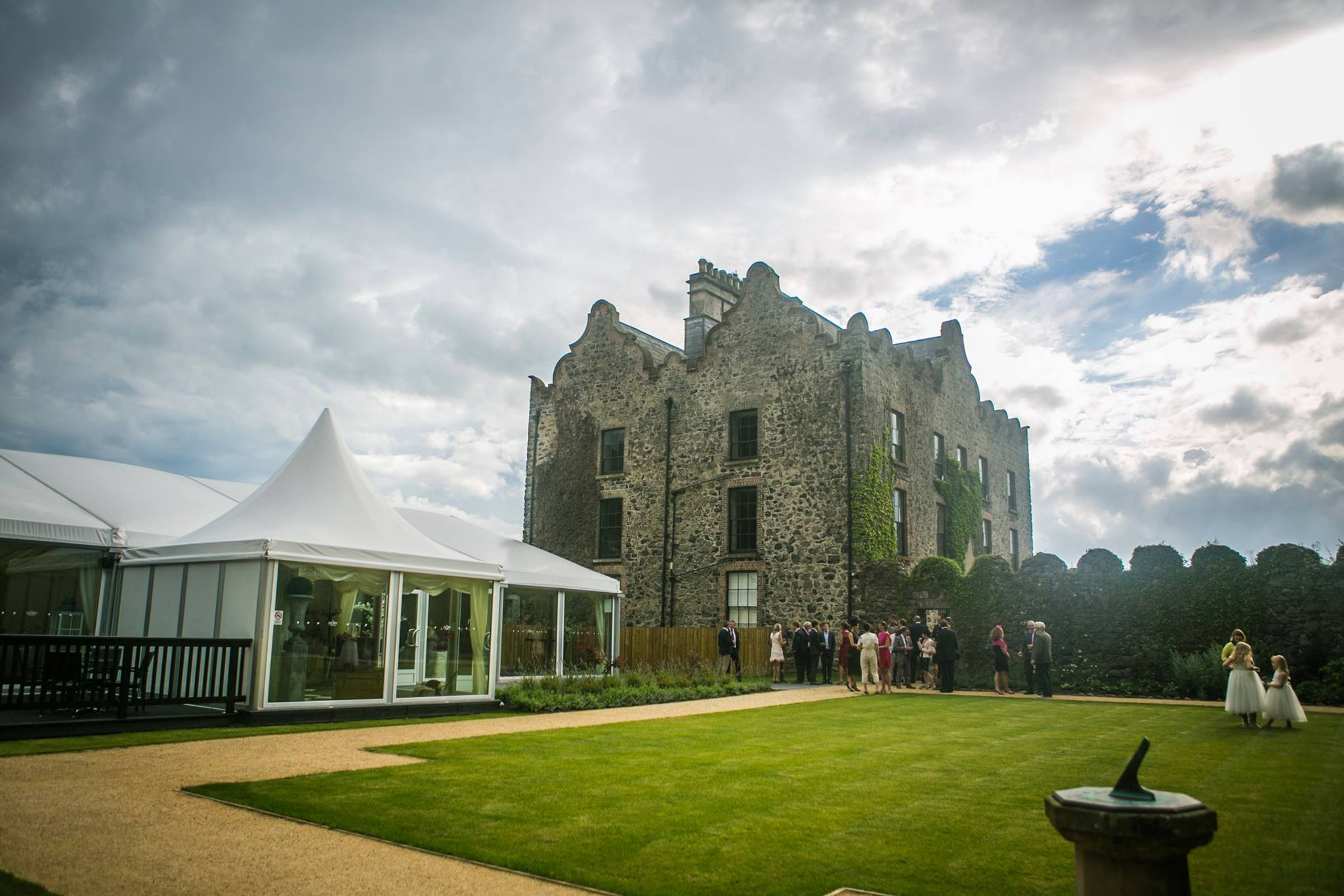 The Ivory Pavilion At Galgorm Castle Is A Venue Of Unique Distinction Situated In Exceptionally Beautiful And Scenic Location Dating