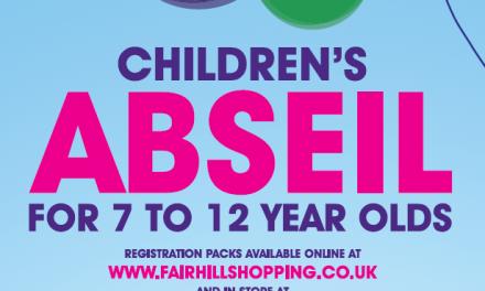 Abseil for Macmillan Cancer Support – Ballymena