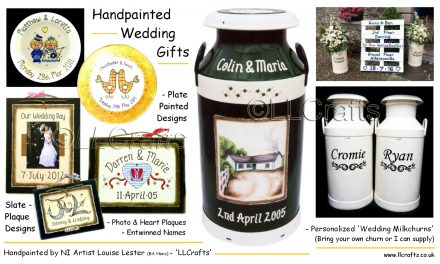 Weddings Ballymena – Personalised Gifts and Accessories