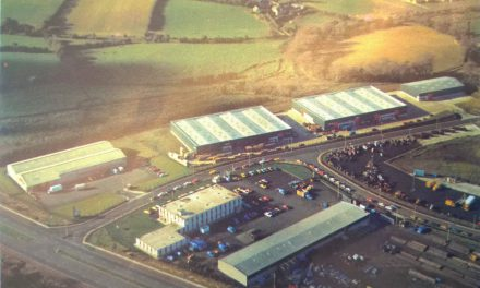Pennybridge Industrial Estate – Ballymena #TBT