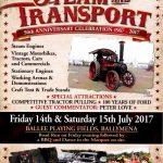 Festival of Steam & Transport 50th Anniversary – Ballymena