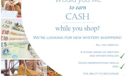 Mystery Shoppers – Ballymena