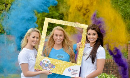 NI Children's Hospice – Mauds Sparkle Dash 5k