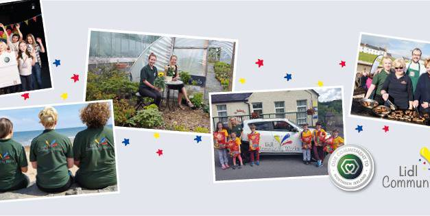 Lidl Community Works Ballymena – Vote now