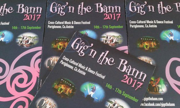 Gig'n the Bann 2017 Portglenone